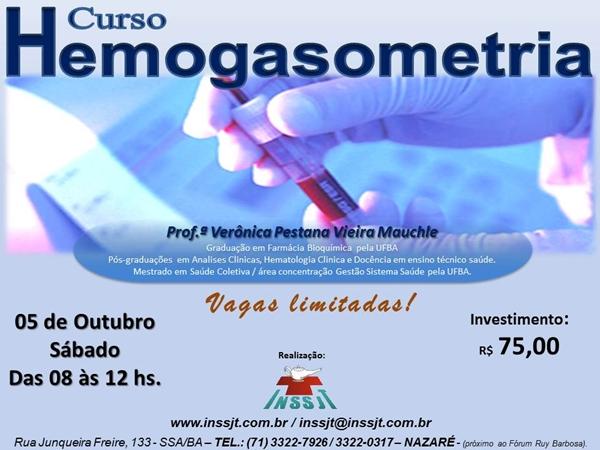 Curso de Hemogasometria