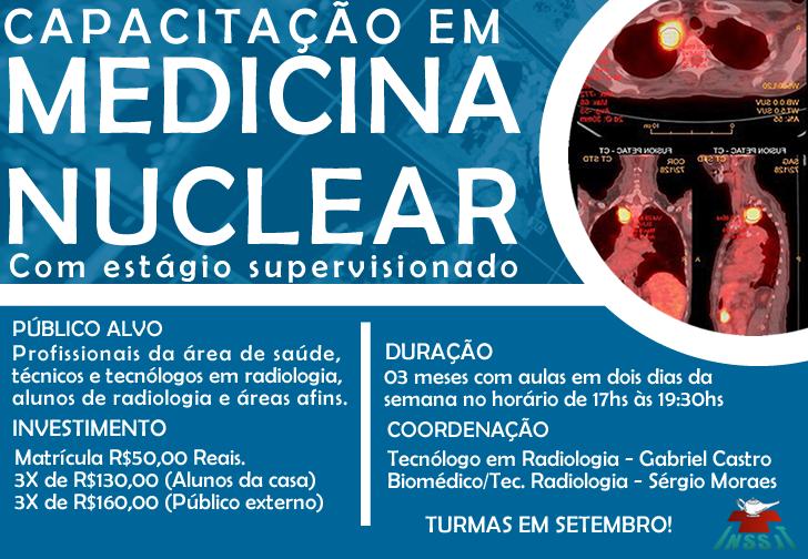 Curso de Capacitação em Medicina Nuclear